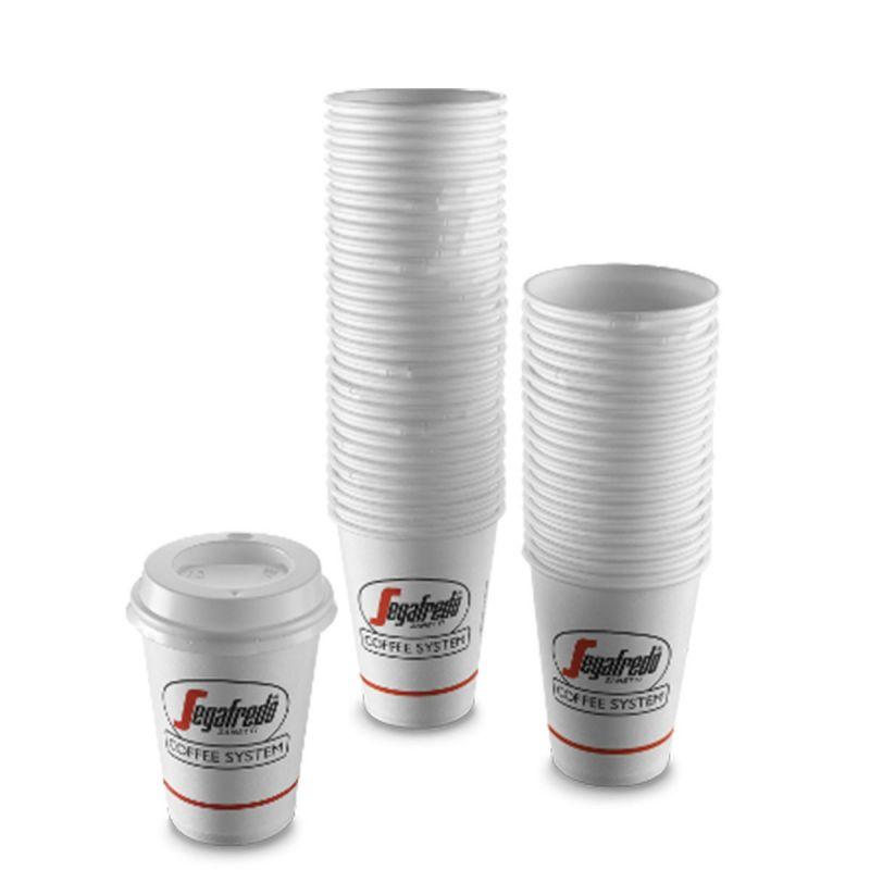 Paper cup 7,5oz - 50pcs
