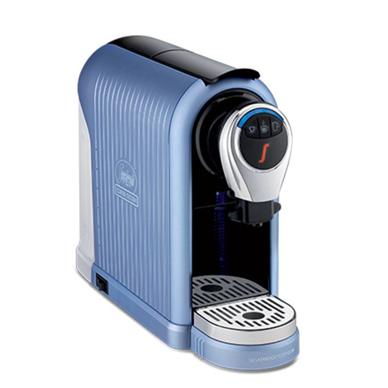 Kaffeemaschine: Espresso1Plus Azure