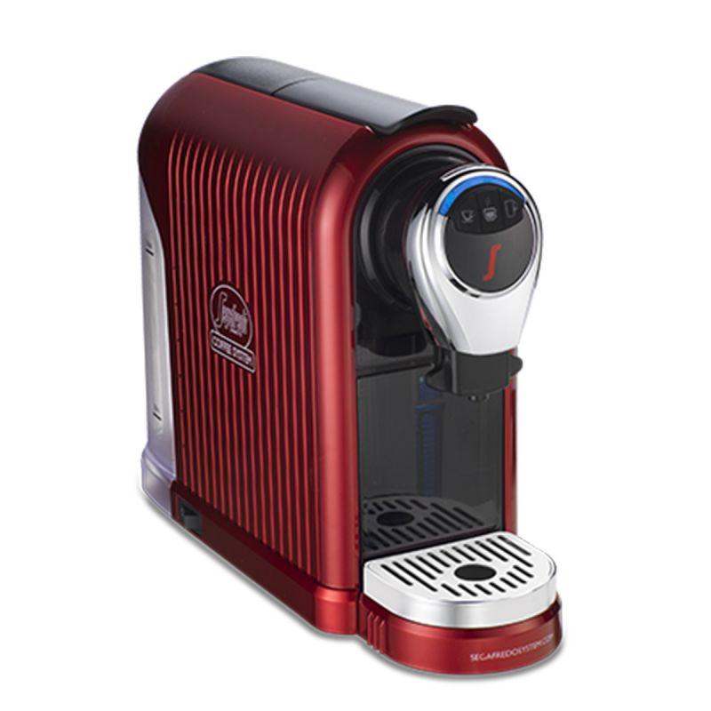 Kaffeemaschine: Espresso1Plus Red