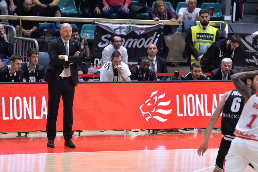 Lionlap is Sponsor of Segafredo Virtus Bologna