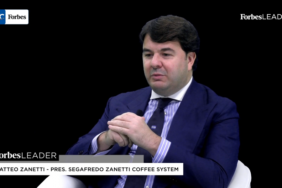 Matteo Zanetti interviewed by Forbes Leader